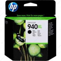 HP 940XL (C4906AE) Black eredeti nagy kapacitású tintapatron