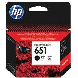 HP 651 (C2P10AE) Black eredeti tintapatron