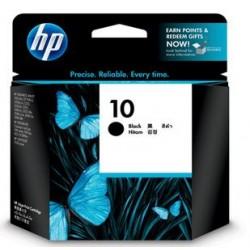 HP 10 (C4844AE) Black eredeti tintapatron