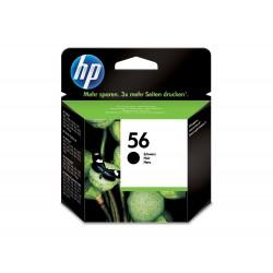 HP 56 (C6656AE) Black eredeti tintaparton