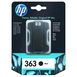 HP 363 (C8721EE) Black eredeti tintapatron