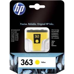 HP 363 (C8773EE) Yellow eredeti tintapatron