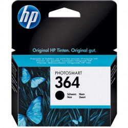 HP 364 (CB316EE) Black eredeti tintapatron