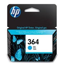 HP 364 (CB318EE) Cyan eredeti tintapatron