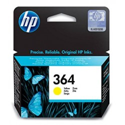 HP 364 (CB320EE) Yellow eredeti tintapatron