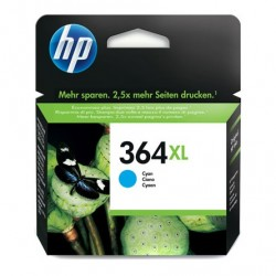 HP 364XL (CB323EE) Cyan eredeti nagy kapacitású tintapatron