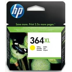 HP 364XL (CB325EE) Yellow eredeti nagy kapacitású tintapatron
