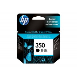 HP 350 (CB335EE) Black eredeti tintapatron