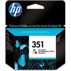 HP 351 (CB337EE) Color eredeti tintapatron