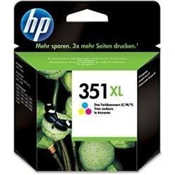 HP 351XL (CB338EE) Color eredeti nagy kapacitású tintapatron