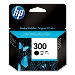 HP 300 (CC640EE) Black eredeti tintapatron