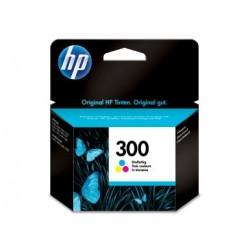 HP 300 (CC643EE) Color eredeti tintapatron