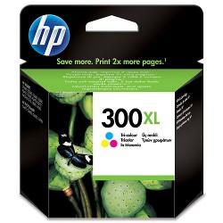 HP 300XL (CC644EE) Color eredeti nagy kapacitású tintapatron