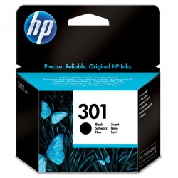 HP 301 (CH561EE) Black eredeti tintapatron