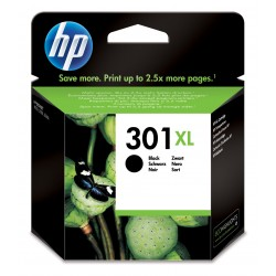 HP 301XL (CH563EE) Black eredeti nagy kapacitású tintapatron