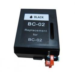 CAN BC-02 / BX-3 Bk utángyártott tintapatron