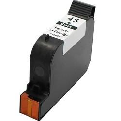 H 45 (51645) Black utángyártott tintapatron