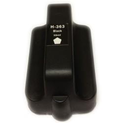 H 363XL (C8721) Black utángyártott nagy kapacitású tintapatron