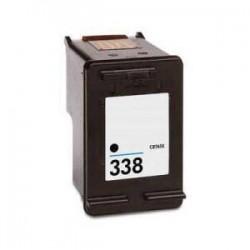 H 338 (C8765) Black utángyártott tintapatron