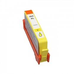 HP kompatibilis 364XL (CB325EE) Yellow utángyártott nagy kapacitású tintapatron