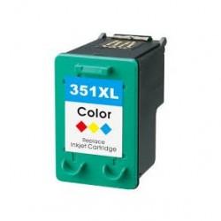 HP kompatibilis 351XL (CB338) Color utángyártott nagy kapacitású tintapatron