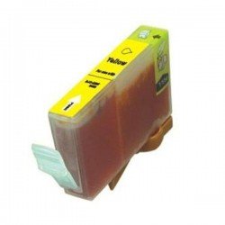 CAN BCI3 / BCI6 Yellow utángyártott tintapatron