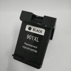 HP kompatibilis 901XL (CC654AE) Black utángyártott nagy kapacitású tintapatron