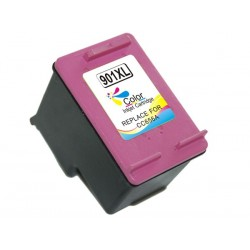 HP kompatibilis 901XL (CC656AE) Color utángyártott nagy kapacitású tintapatron