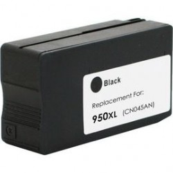 HP kompatibilis 950XL (CN045AE) Black utángyártott nagy kapacitású tintapatron