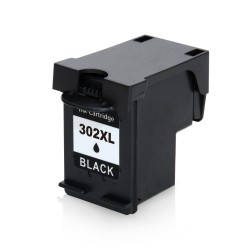 HP kompatibilis 302XL (F6U68AE) Black utángyártott nagy kapacitású tintapatron