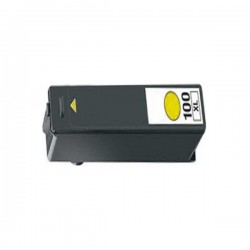 LEX 100XL Yellow utángyártott tintapatron