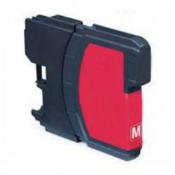 BROTHER Kompatibilis LC1100 / 980 Magenta utángyártott tintapatron