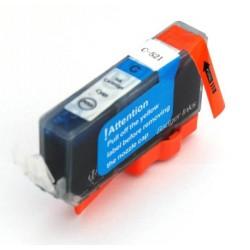 CAN CLI521 Cyan utángyártott tintapatron