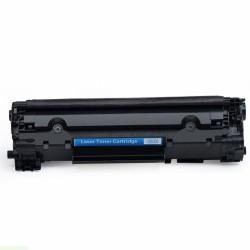 HP kompatibilis CF83X / CF283X / CRG737 Black utángyártott toner