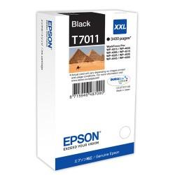 EPSON T7011XXL Black eredeti nagy kapacitású tintapatron