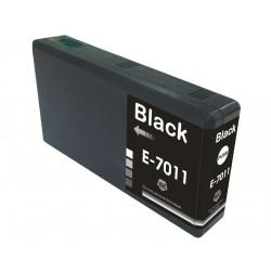 EPSON kompatibilis T7011 Black utángyártott nagy kapacitású tintapatron