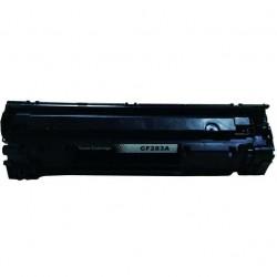 HP kompatibilis CF83A / CF283A / CRG737 Black utángyártott toner