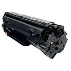 H CE285A / CB435A / CB436 (CRG 725)Black utángyártott toner