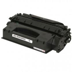 HP kompatibilis Q5949X / Q7553X Black utángyártott toner