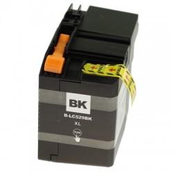 BROTHER Kompatibilis LC529XL Black nagy kapacitású utángyártott tintapatron