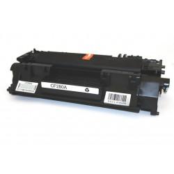 HP kompatibilis CF280A / 505A Black utángyártott toner
