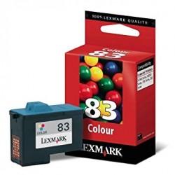 LEXMARK 83 (18L0042E) Color eredeti lejárt szavatosságú tintapatron