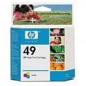 HP 49 (51649AE) Color eredeti lejárt szavatosságú tintapatron