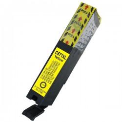 CANON kompatibilis CLI571XL Yellow utángyártott nagy kapacitású tintapatron